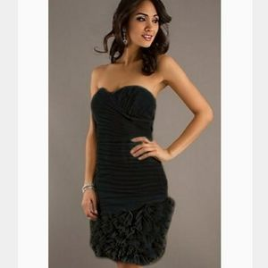 Max&Cleo 0, Tulle Strapless Adrianna Dress